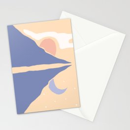 Mountain Rise Stationery Cards