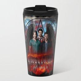 Supernatural Gods Among Us Travel Mug
