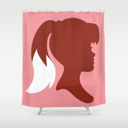 Wild Fox Shower Curtain
