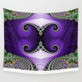 The Empress Headdress Wall Tapestry
