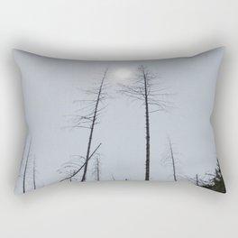 Burnt Forest Rectangular Pillow
