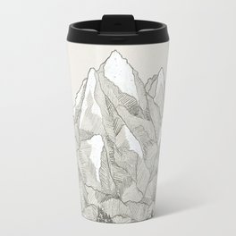 The Mountains and the Woods Travel Mug