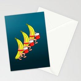 Banana Marching Band Stationery Cards