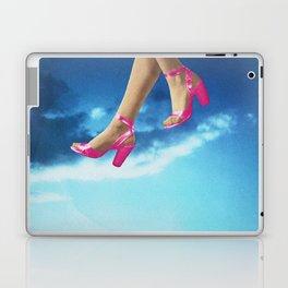 Walking on Air Laptop & iPad Skin