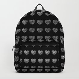 Respiratory Therapy - Heart Backpack