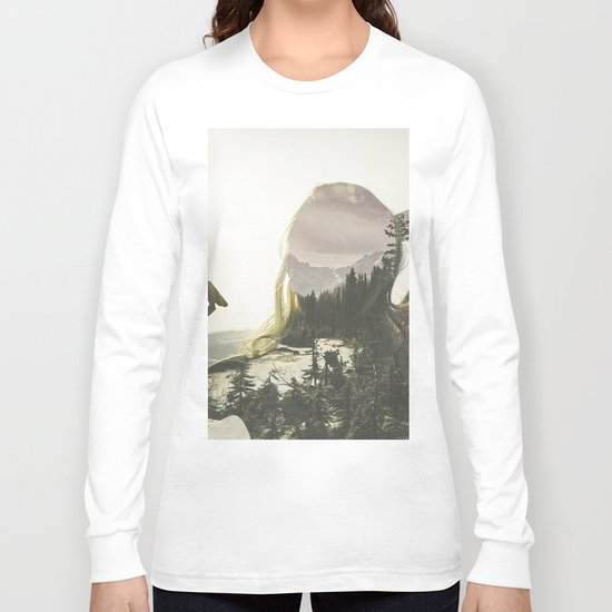 Within Nature Long Sleeve T-shirt