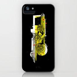 Alansis iPhone Case