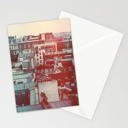 Paris Revisited Stationery Cards