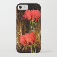 passion iPhone & iPod Cases featuring Passion by LudaNayvelt
