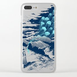 Release the Kindness Clear iPhone Case