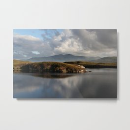 Beinn Mhor - South Uist - Scotland Metal Print