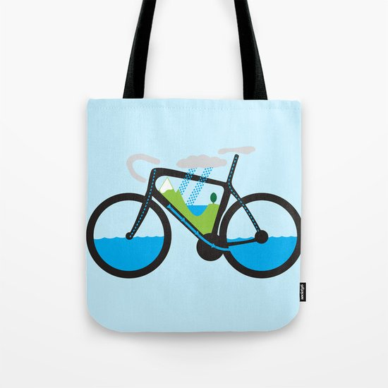 The Water Cycle Tote Bag