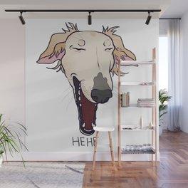 HEHE. Wall Mural