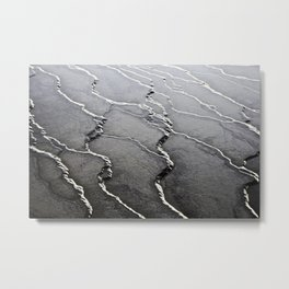 Grand Prismatic Spring, No. 5 Metal Print