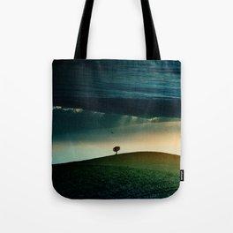 Underside Tote Bag