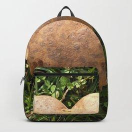 Heart Shaped Potato Backpack