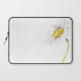 Ink Daisy Painting Laptop Sleeve