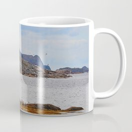 fishing village on Fogo Isl, NL Coffee Mug