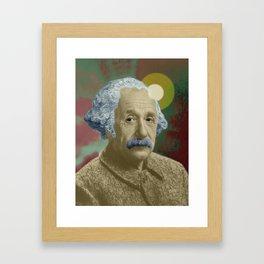 Washingstein Framed Art Print