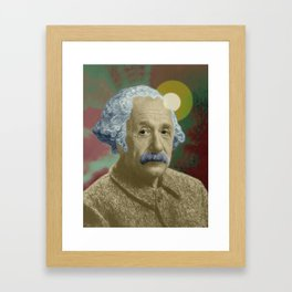 Washingstein Framed Art Print