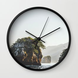 Los Arcos, Puerto Vallarta Wall Clock