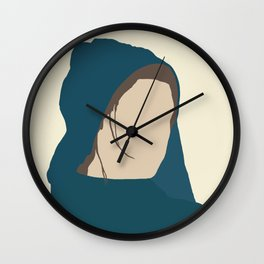 Fantine (Workhouse) - Anne Hathaway - Les Miserables Wall Clock