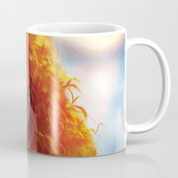 merida Mugs featuring Merida by ChrySsV