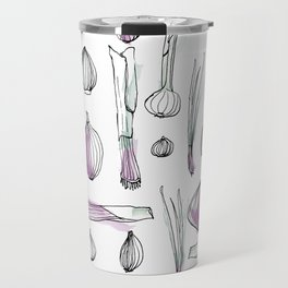 Onion harvest Travel Mug