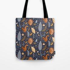 Vive l'automne !  Tote Bag