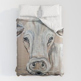 """""""Marge""""  the Cow Comforters"""