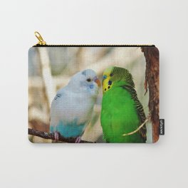 Budgie Friends Carry-All Pouch