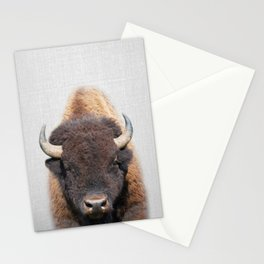 Buffalo - Colorful Stationery Cards