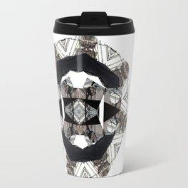 Column Wheel  Travel Mug