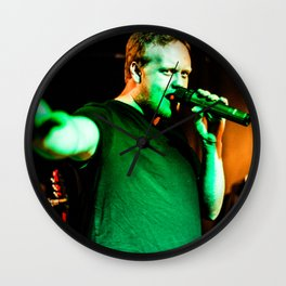 Brodie - Lead Vocals Wall Clock