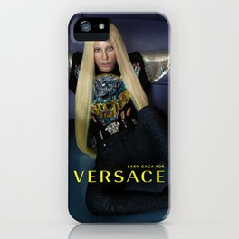 """Versace"" 2013/2014 iPhone Case"