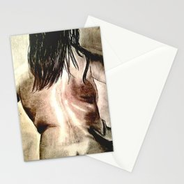Nude Sketch Study Stationery Cards