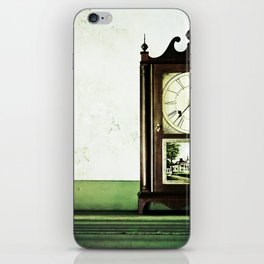 12:37 Plantation Time iPhone Skin