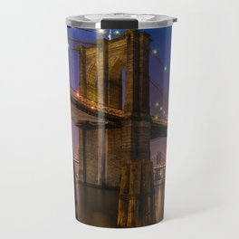 Brooklyn Nights Travel Mug