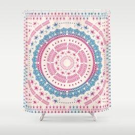 Mandala Shower Curtain