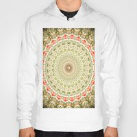carnival Hoodies featuring Carnival by Jane Lacey Smith