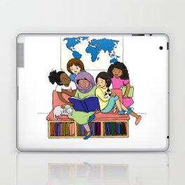 Read Together Stay Together Laptop & iPad Skin