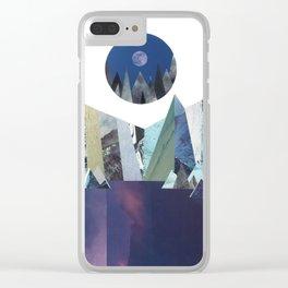 Lunar Lake Clear iPhone Case