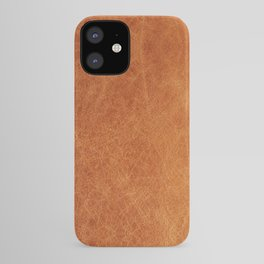 N91 - HQ Original Moroccan Camel Leather Texture Photography iPhone Case