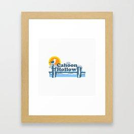 Cahoon Hollow, Cape Cod Framed Art Print