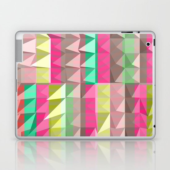 Pyramid Scheme Laptop & iPad Skin