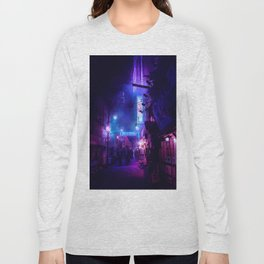 Tokyo Nights / Midnight City / Liam Wong Long Sleeve T-shirt