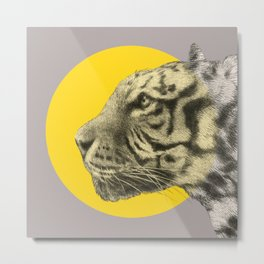 Wild 4 - by Eric Fan and Garima Dhawan Metal Print