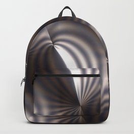 Push and squeeze with misty stripes Backpack