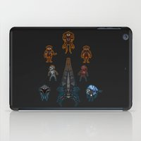 mass effect iPad Cases featuring Mass Effect 2 Baddies by Vaahlkult