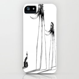 Rise of The Mammoths iPhone Case